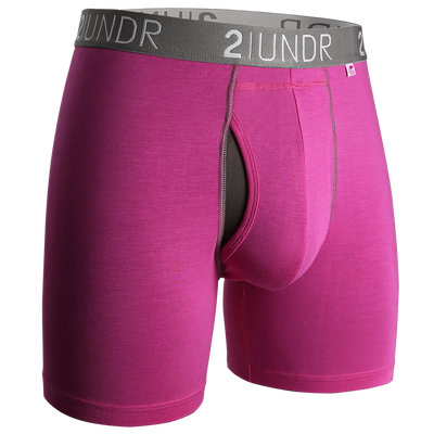 Swing Shift Boxer Brief - Pink