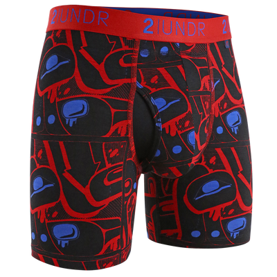 Swing Shift Boxer Brief - Bella Rock
