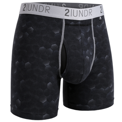 Swing Shift Boxer Brief - Hexadot