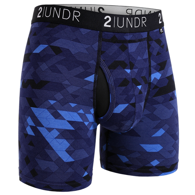 Swing Shift Boxer Brief - Geode