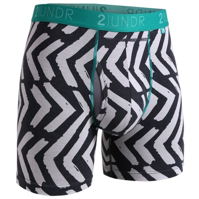 Swing Shift Boxer Brief - Tiki