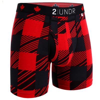 Swing Shift Boxer Brief - O'Canada