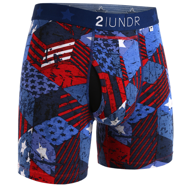 Swing Shift Boxer Brief - Freedom