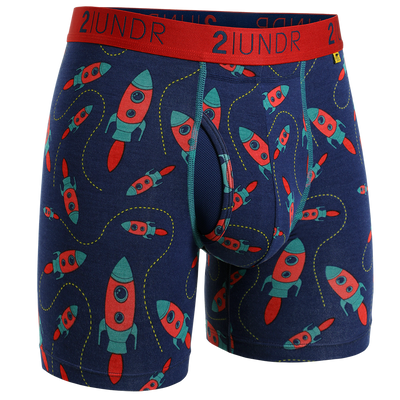Swing Shift Boxer Brief - Rockets