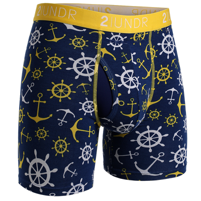 Swing Shift Boxer Brief - Wanchors
