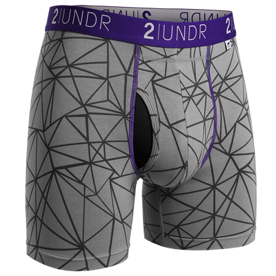 Swing Shift Boxer Brief - Star Track