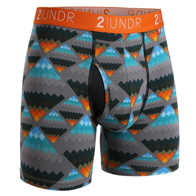 Swing Shift Boxer Brief - Aztec
