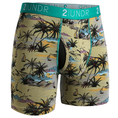 Swing Shift Boxer Brief - Cast Away