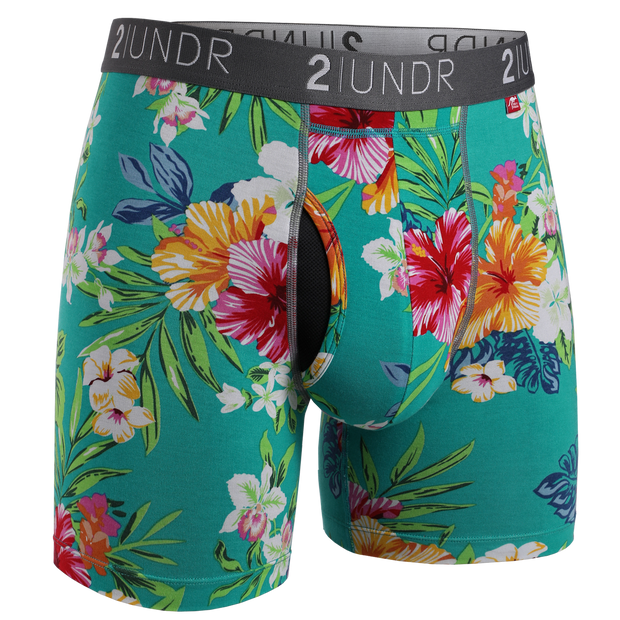 Swing Shift Boxer Brief - Turks