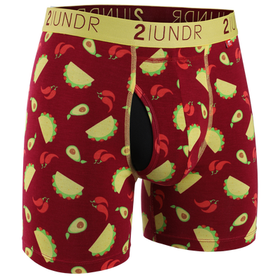 Swing Shift Boxer Brief - Tacos