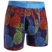 Swing Shift Boxer Brief 2 Pack - Surf - Pina