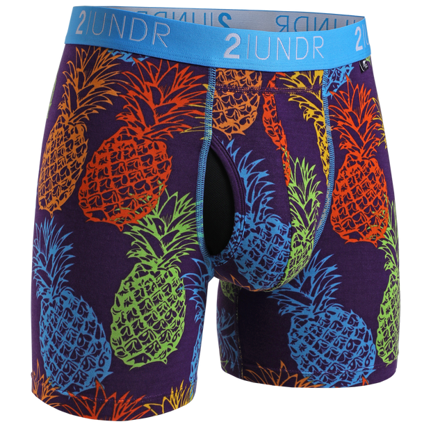 Swing Shift Boxer Brief - Pina Colada