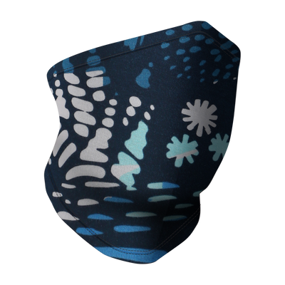 Face/Neck Cover - Coral Reefer