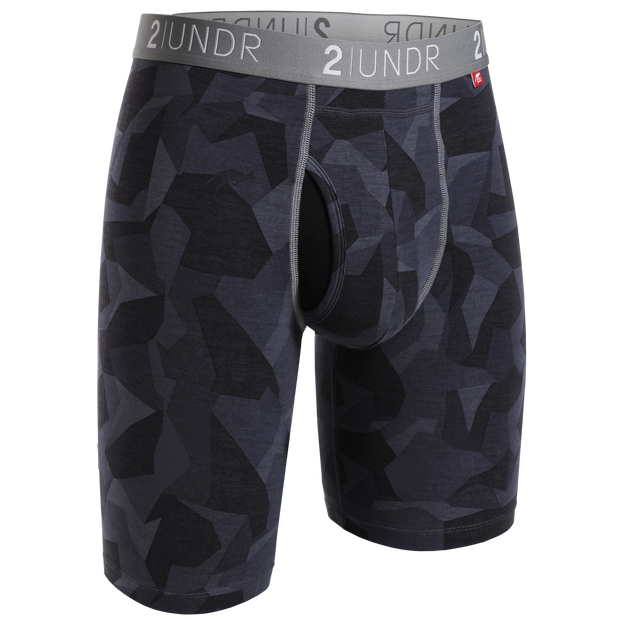 Swing Shift Long Leg - Black Camo