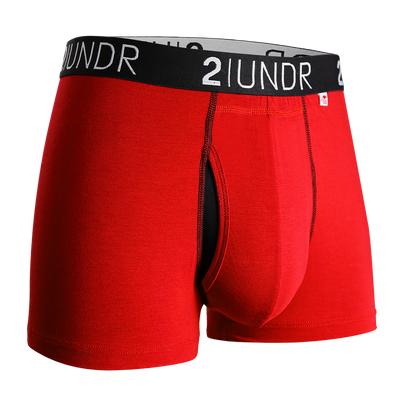 Swing Shift Trunk - Red/Red