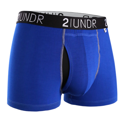 Swing Shift Trunk - Blue/Blue