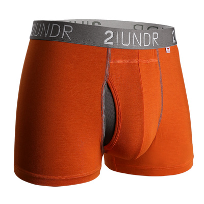 Swing Shift Trunk - Orange/Grey