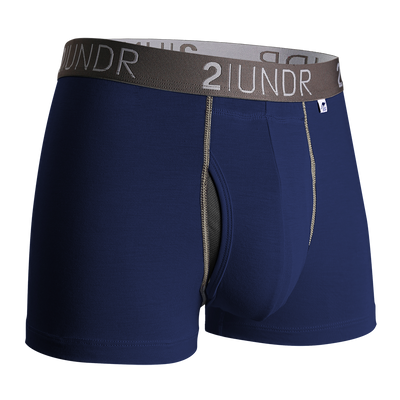 Swing Shift Trunk - Navy/Grey