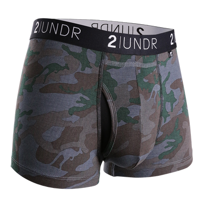 Swing Shift Trunk - Dark Camo