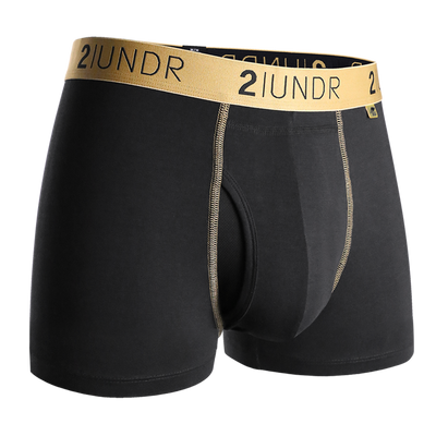 Swing Shift Trunk - Black/Gold