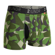 Swing Shift Trunk - Green Camo