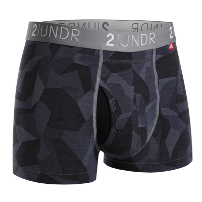 Swing Shift Trunk - Black Camo