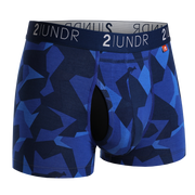 Swing Shift Trunk - Blue Camo