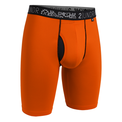 Gear Shift Long Leg - Orange