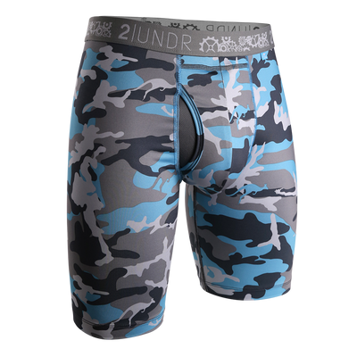 Gear Shift Long Leg - Ice Camo