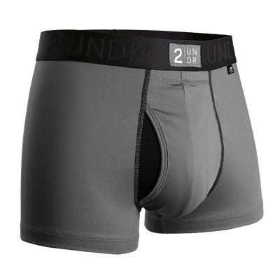 Power Shift Trunk - Cool Grey