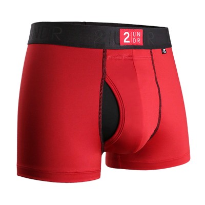 Power Shift Trunk - Crimson