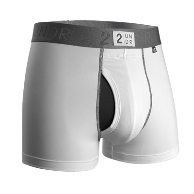 Power Shift Trunk - White
