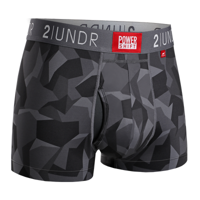 Power Shift Trunk - Black Camo