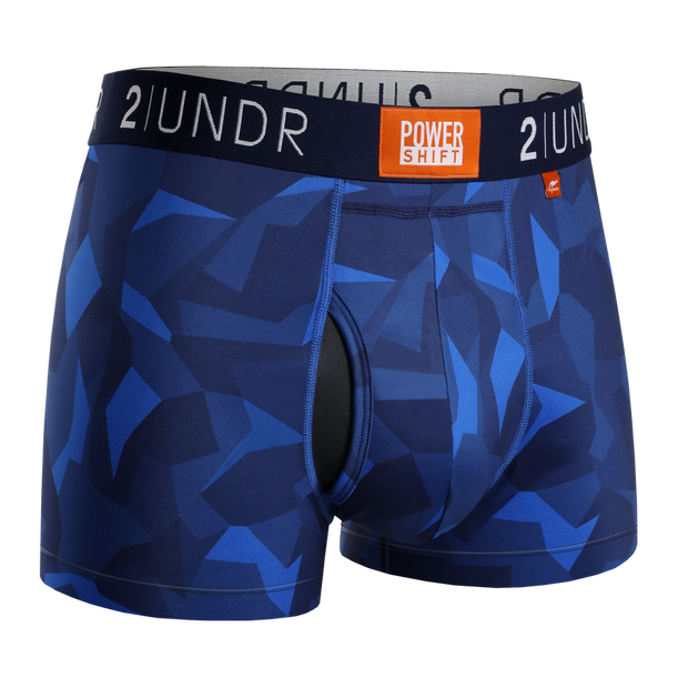Power Shift Trunk - Blue Camo