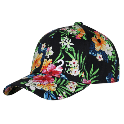 Snap Back Full Print Hat - Kona