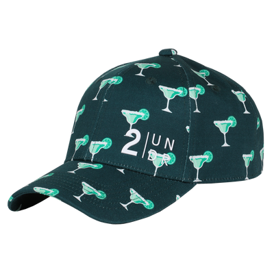 Snap Back Full Print Hat - Margaritas