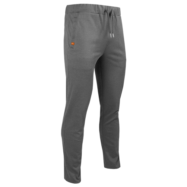 Leisure Pant - Grey/Grey