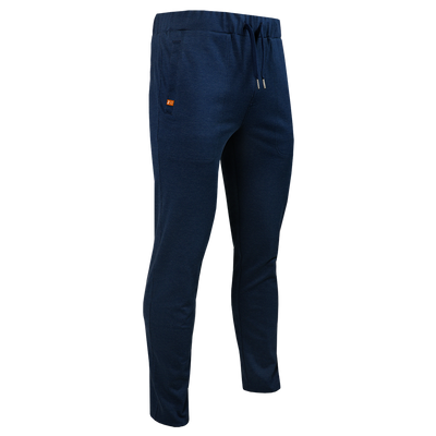 Leisure Pant - Dark Navy/Black