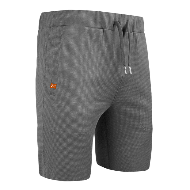 Leisure Short - Grey/Grey