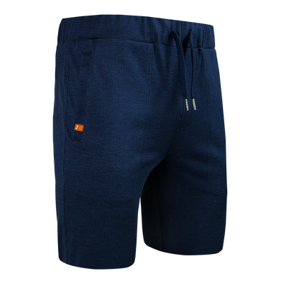 Leisure Short - Dark Navy/Black