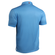 Short Sleeve Polo - Magnum IP - Endless/Cyan