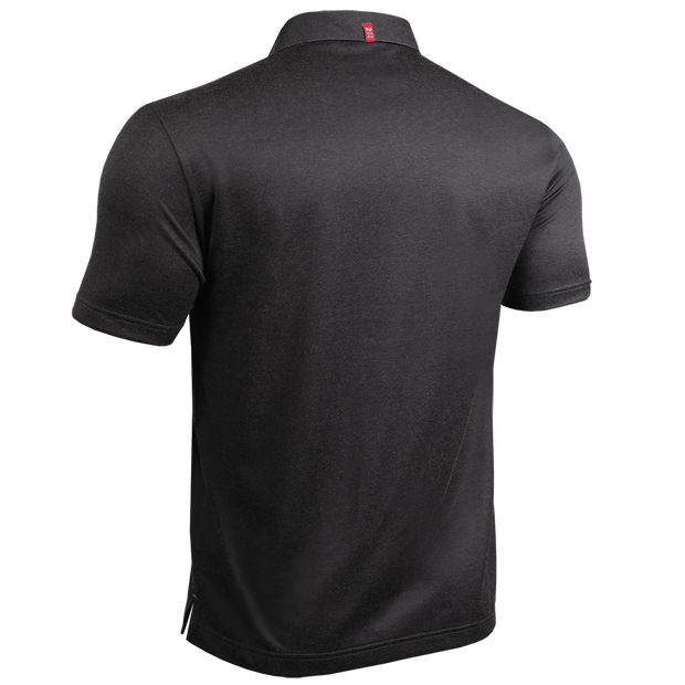 Short Sleeve Polo - Magnum IP - Free4All/Charcoal