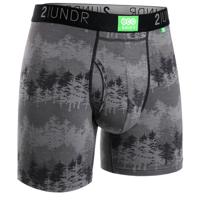 Eco Shift Boxer Brief - Forest