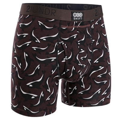 Eco Shift Boxer Brief - Pods