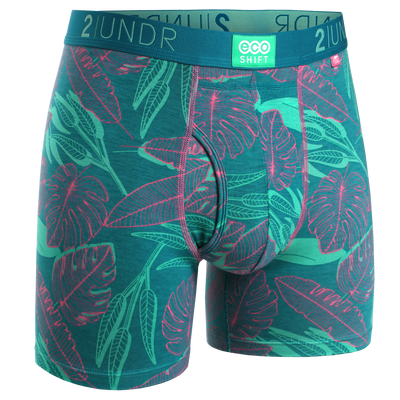 Eco Shift Boxer Brief - Jungle