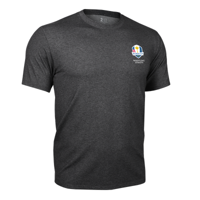 Ryder Cup Crew Tee - Charcoal