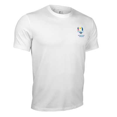 Ryder Cup Crew Tee - White