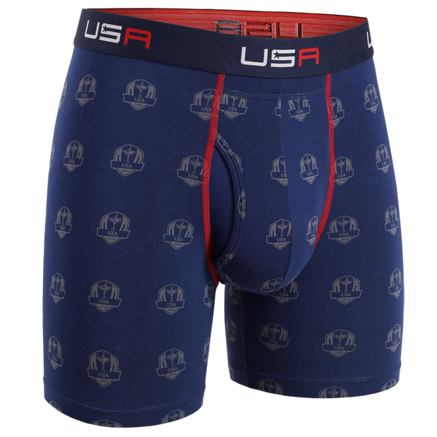 Swing Shift Boxer Brief - RC Navy Shield