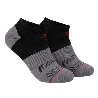 70 Ankle Sock - Black/Grey