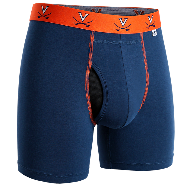 Swing Shift Boxer Brief - UVA Navy
